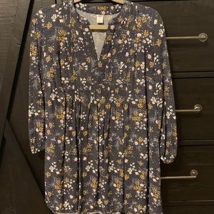 Old Navy floral flow dress